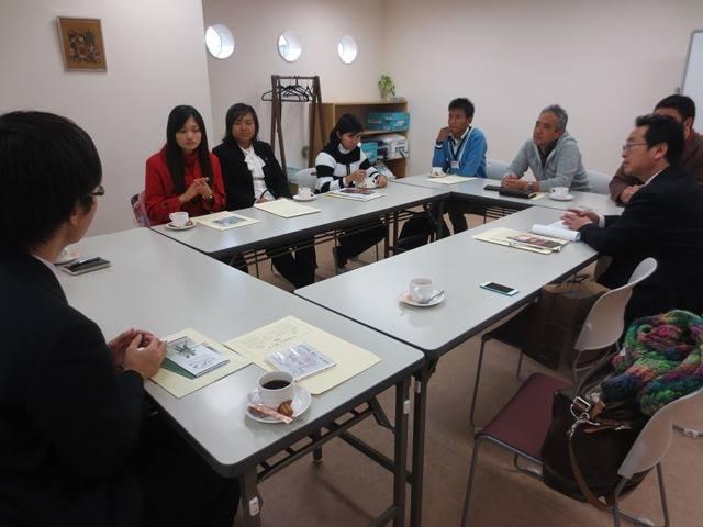Japan Study Program - November/December 2014 - 英語サイト